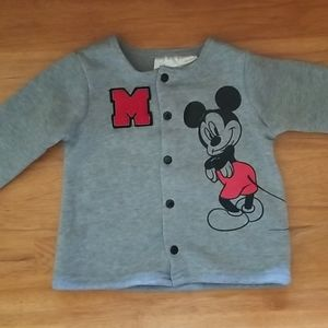 Nwt Disney Mickey Mouse outfit